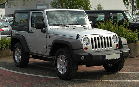 Jeep Wranglers Can Be The Most Affordable Cars To Insure In 2015